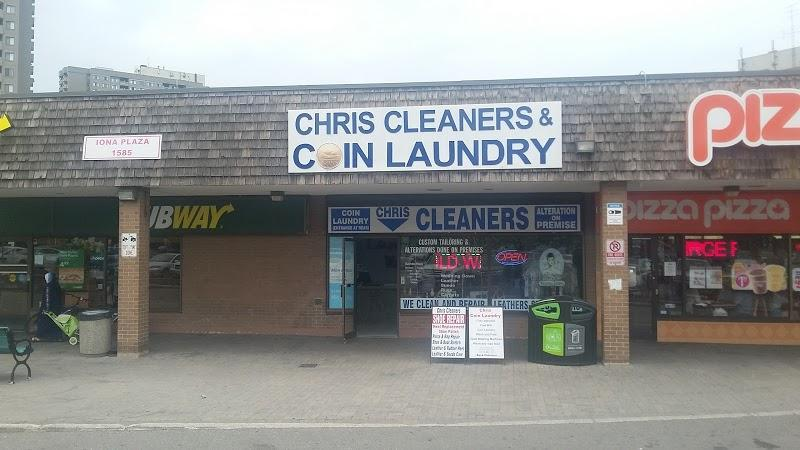 Buanderie Chris Coin Laundry and Cleaners à Mississauga (ON) | theDir