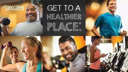 Gym Anytime Fitness à Peterborough (ON) | theDir