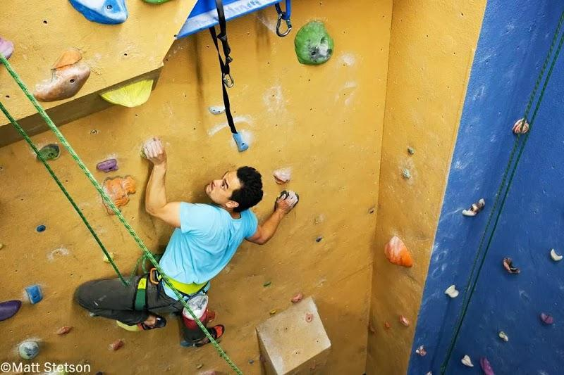 Gym Rock And Rope Climbing Centre in Peterborough (ON) | theDir