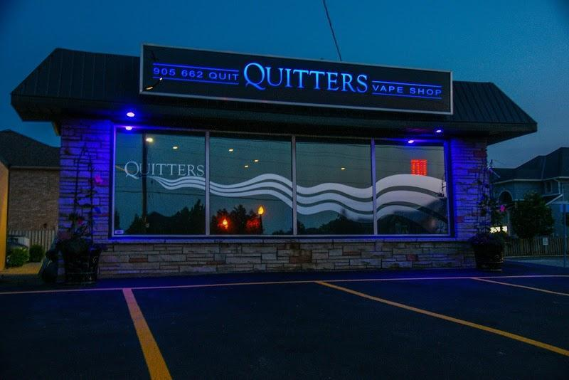 Vaporizer Quitters Vape Shop in Stoney Creek (ON) | theDir