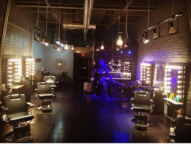 Salon de coiffure Foxy's Gentlemen's Hair Studio à Barrie (ON) | theDir