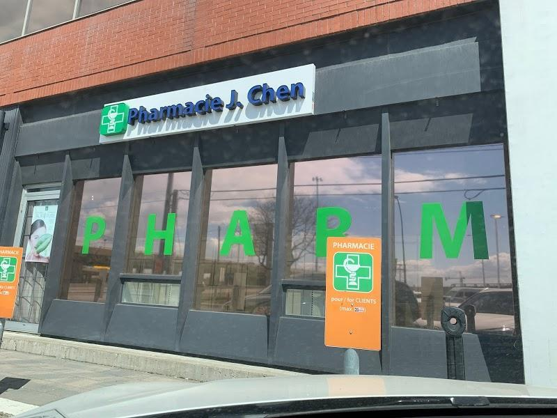 Pharmacie Pharmacy J. Chen à Mount Royal (QC) | theDir