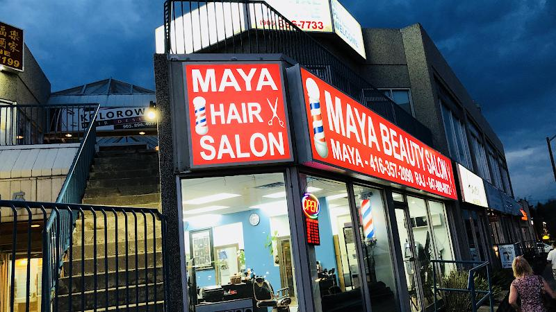Esthéticienne MAYA Hair SALON (For All Type Of Hair) à Mississauga (ON) | theDir