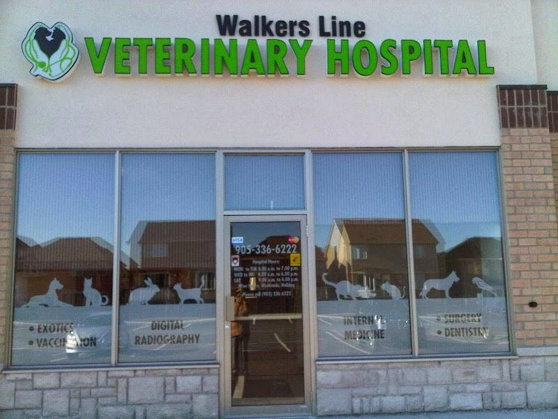 Veterinary Walkers Line Veterinary Hospital in Burlington (ON) | theDir