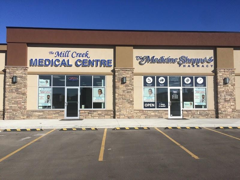 Doctor The Mill Creek Medical Centre in Edmonton (AB) | theDir