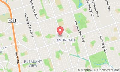 map, Gym Fit4Less à Scarborough (ON) | theDir