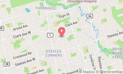 map, Pet Store Global Pet Foods in Thornhill (ON) | theDir