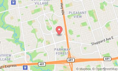 map, Phone Repair Mobile Klinik Professional Smartphone Repair - North York in North York (ON) | theDir
