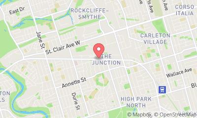 map, Teneur de livres Z & Z Accounting And Income Tax Services à Toronto (ON) | theDir