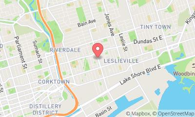 map, Nettoyeur Reliable Carpet Care à Toronto (ON) | theDir