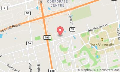 map, Cleaners Cleanol in Concord (ON) | theDir