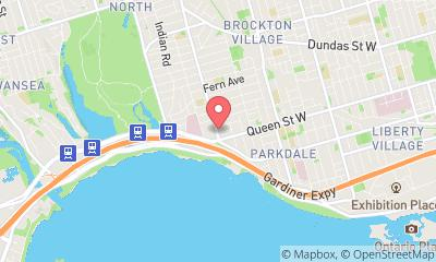 map, Doctor Westside Doctors in Toronto (ON) | theDir