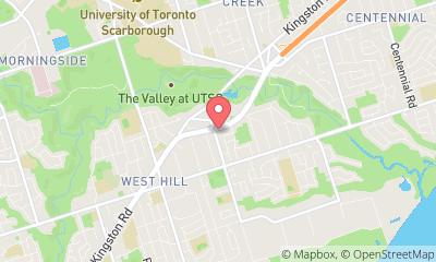 map, Docteur West Hill Medical Centre à Scarborough (ON) | theDir