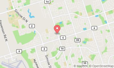 map, Doctor Raheel E Dr in Oshawa (ON) | theDir