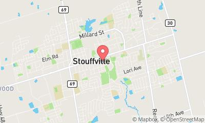 map, Docteur Dr. Douglas Wu à Whitchurch-Stouffville (ON) | theDir
