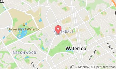 map, Waterloo Central Supermarket