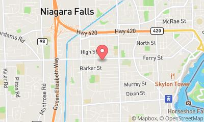 map, Furniture Multi Brands Outlet in Niagara Falls (ON) | theDir