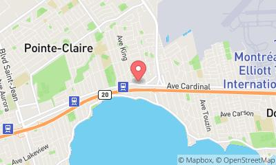 map, Physiotherapist ARC Rehab - Physiotherapy Clinic in Pointe-Claire (QC) | theDir